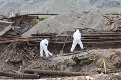Working men Royalty Free Stock Photo