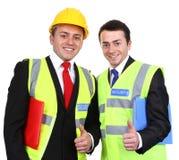 Working men Royalty Free Stock Photos