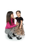Working Mom Royalty Free Stock Photos