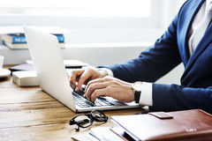 Free Working Office Workplace Technology Concept Royalty Free Stock Images - 80329289