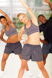 Working out friends Stock Photography