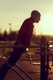 Working-out Stock Photography