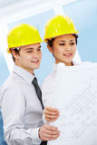 Working partners Stock Photography
