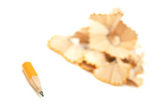 Working pencil stock photography