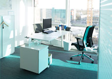 Working place Royalty Free Stock Image