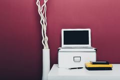 Working place, office Royalty Free Stock Images