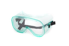 Working safety glasses Stock Images