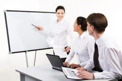 Working seminar Stock Photos