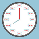 Working time Stock Photography