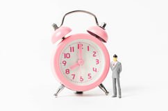 Working time concept. Royalty Free Stock Photography