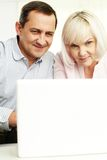 Working together Royalty Free Stock Photo