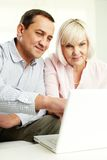 Working together Royalty Free Stock Image