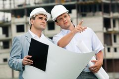 Working Together Stock Image