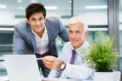 Working together effectively Stock Photography