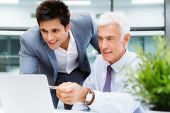 Working together effectively Royalty Free Stock Image
