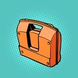 Working tool box. Pop art retro vector illustration kitsch vintage vector illustration