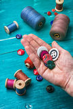 Working tool dressmaker Royalty Free Stock Images