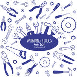 Working tools Royalty Free Stock Photo