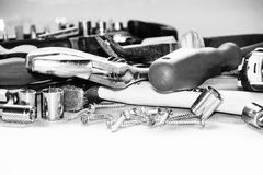 Working tools Stock Photography