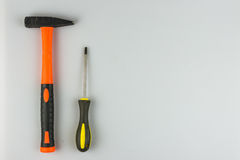 Working tools Royalty Free Stock Photography