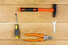 Working tools Royalty Free Stock Photos
