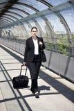 Working trip Royalty Free Stock Photos