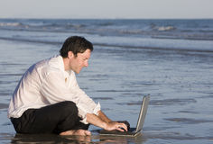 Working Vacation Stock Photos