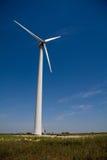 Working windmill Stock Image