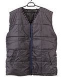 Working winter vest. Royalty Free Stock Photo