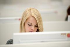 Working woman Stock Photos