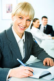Working woman Stock Photos