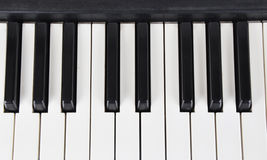 Workings keys of musical instrument Royalty Free Stock Photos
