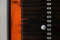 Workload Metering Stock Images