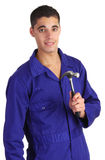Workman Royalty Free Stock Images