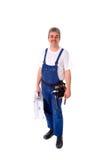 Workman Royalty Free Stock Photos