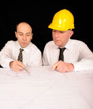 Workmen Royalty Free Stock Photo