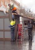 Workmen Royalty Free Stock Photo