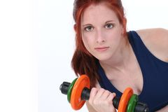 Workout Royalty Free Stock Photos