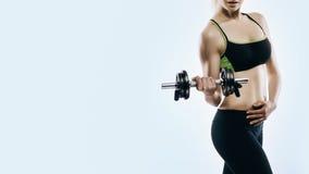 workout Fotografia de Stock Royalty Free