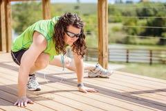 workout Imagem de Stock