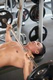 workout royalty-vrije stock foto