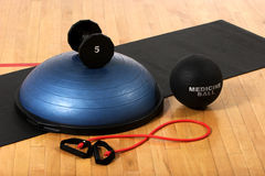 Workout Equipment Stock Images