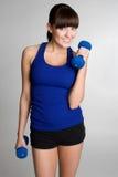 Workout Girl Stock Photos