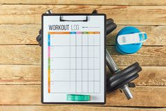 exercise panner sheet stock photo image of healthy 129633910
