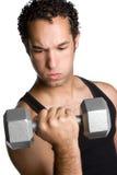 Workout Man Royalty Free Stock Photo