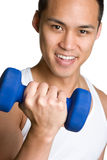 Workout Man Royalty Free Stock Images