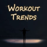 Workout trends Stock Image