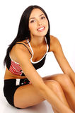 Workout Woman Royalty Free Stock Photography