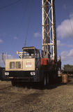 Workover Rig Royalty Free Stock Photo