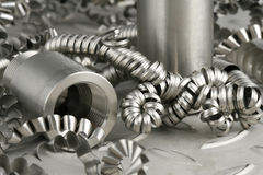 Free Workpiece And Turnings Stock Images - 3103014